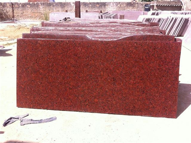 New Imperial Red Granite Supplier