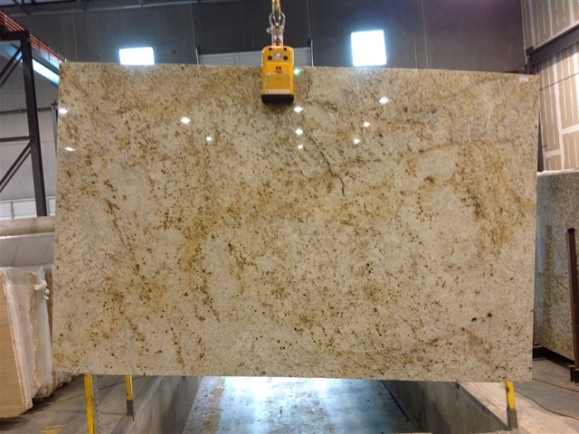 Colonial Gold Granite Supplier